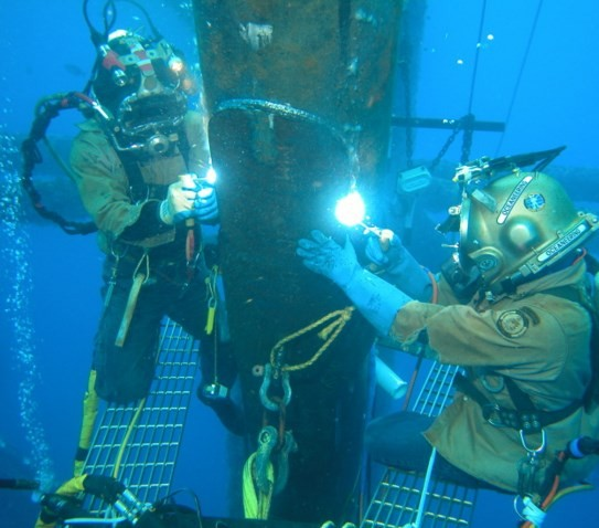 undeerwater welding Want to know what an underwater welding salary really pays in this revealing article you'll discover why some underwater welders are making huge salaries.