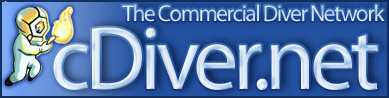 cDiver.net commercial diver network