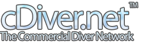cDiver -  The Commercial Diving Network